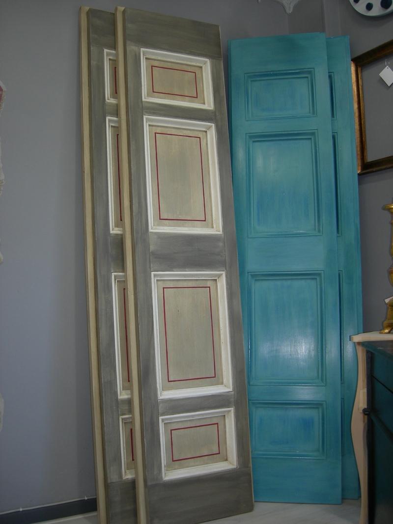 Porte da interni stile 39 600 ferretti restauro - Porte da interni ...
