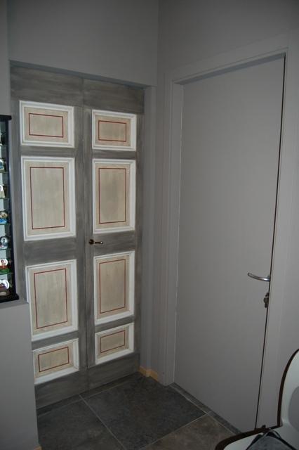 Porte da interni stile 39 600 restauratore a macerata ferretti restauro - Porte da interni ...