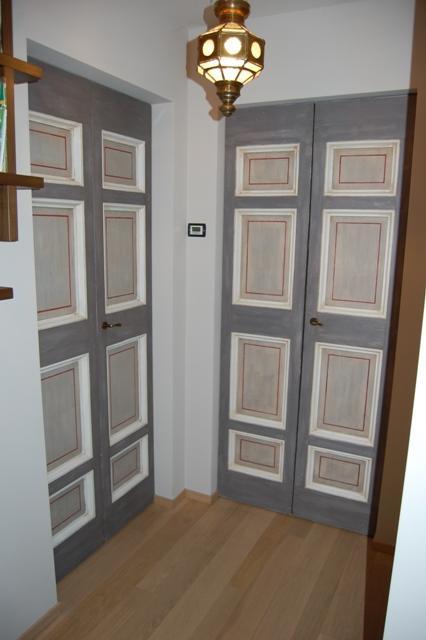 Porte da interni stile 39 600 restauratore a macerata for Interni ville antiche