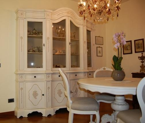 Sala da pranzo anni 39 70 restauratore a macerata - Restauro mobili vintage ...